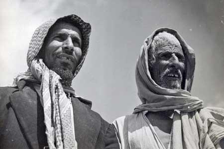 Two Saudi Men