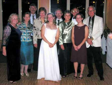 Susan Wright Wedding