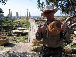 25th Anniversary Trip to Lebanon - Helmut