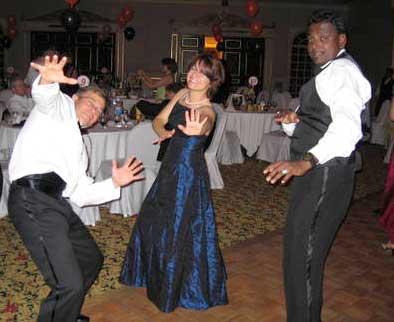 Dancing and More Dancing!