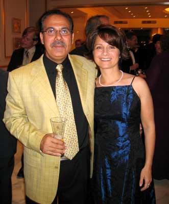 Malik and Debbie