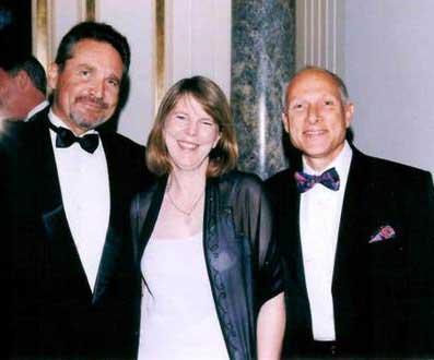 Bo, Betsy and Ed