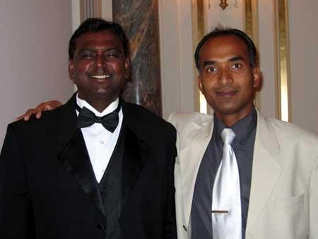 Raja and Pavan