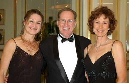 Diana, John and Mimi