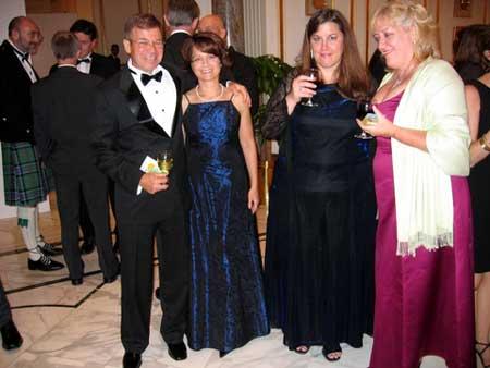 Steve, Debbie, Valerie and Margaret