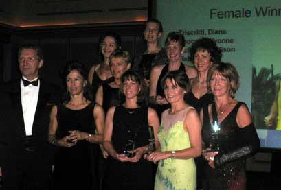 Ladies Winners