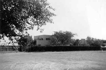 Dhahran Clubhouse - 1949