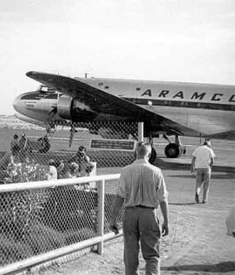 Aramco's Flying Camel