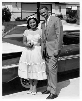 Bridesmaid - Abt. 1960