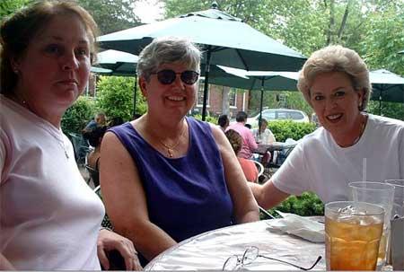Patty, Sharon, Mary