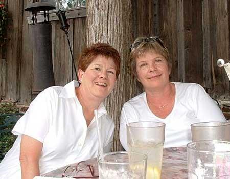 Mary and Wanda