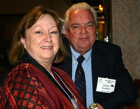 Jocie (?) and Robert Kaufeler