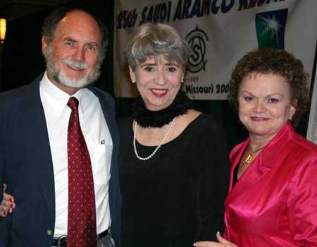 Tom & Brenda Tirrell and Judi Corts