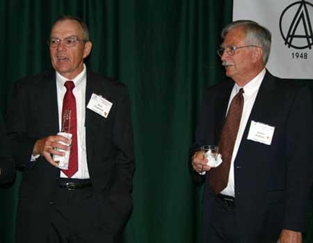 Ken Swanson and Duane Williams
