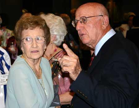 Virginia Lundy and Al Porto