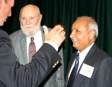 Collins Brooks and Bidah Al-Gahtani