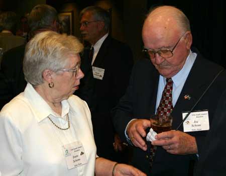 Doris Schons and Joe Schons