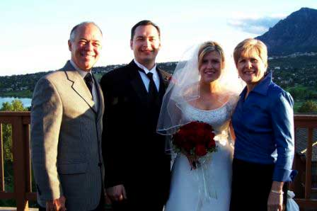Alisha Van Slooten's Wedding