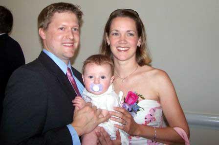 Matt, Laura (Young), & Caroline Chloe McGirt