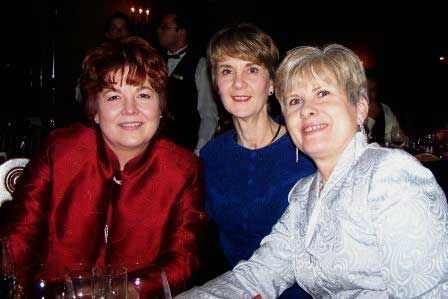 Paulette, Connie and Phyllis