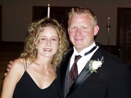 Brent and Beth Van Slooten