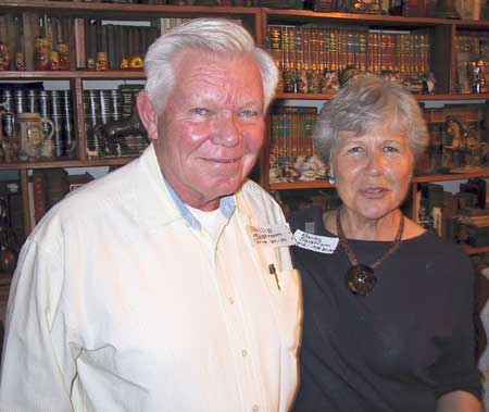 Phil and Barb Salstrom