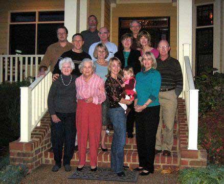 Stanaland Family 2005