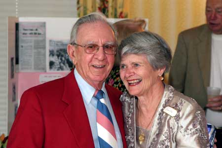 Jim and Lucille Milnes
