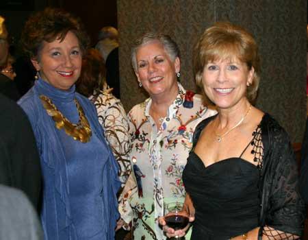 Suanne Keeley, M.A. Holmes & Judy Walker