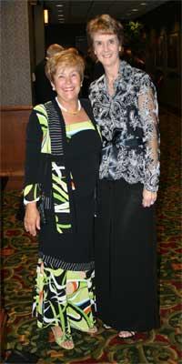Jane Archer & Connie Muncy