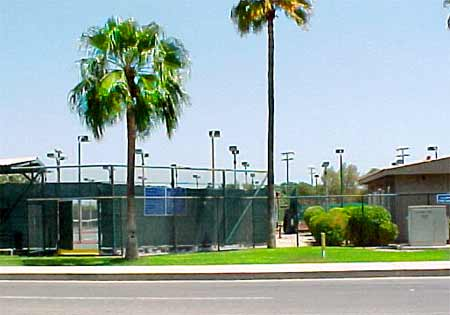 Old Tennis Courts