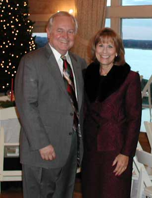 Bill and Judy Walker