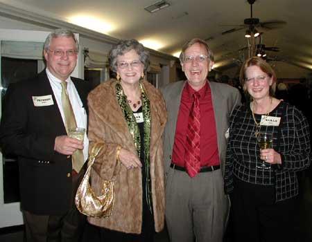 Preston Neely, Ann Barr, Richard Barr, Sarah Neely