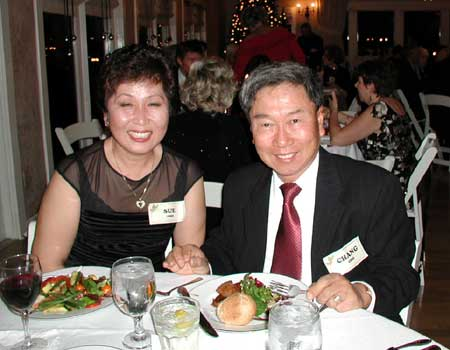 Sue and Chang Choi