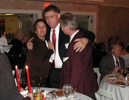 Sandra Mauldin, Bob Loeb, Kim Mauldin