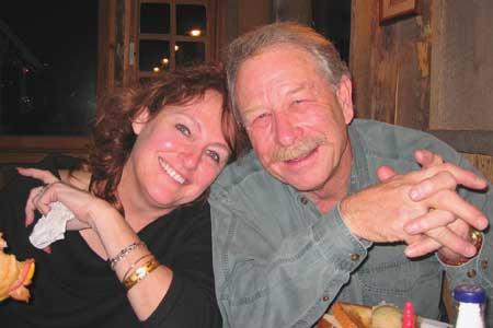 Barbara and Gary Bain