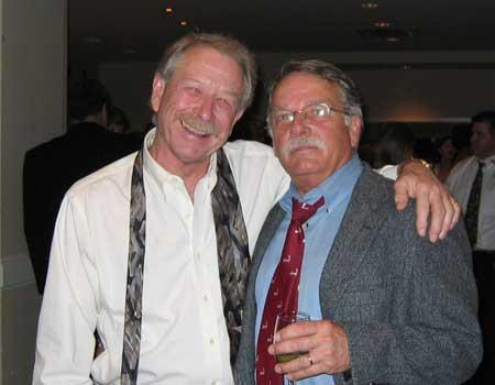Gary Bain & Errol Thompson
