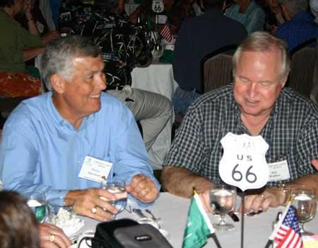 Owen Harrison and Bill Walker