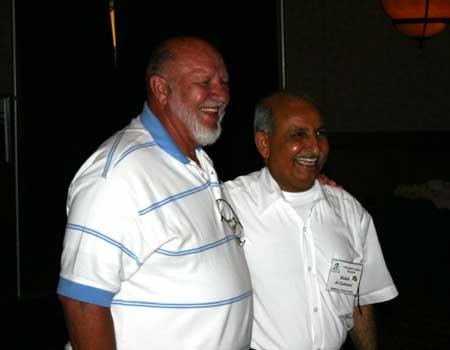 Jerry Stupay and Bidah Al-Gahtani