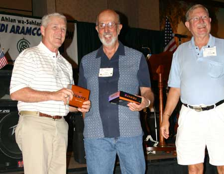 Ed Miller, Tony Germani, and Axel Green