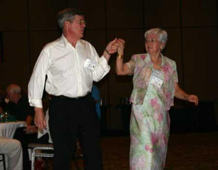 Larry and Shirley Osborn