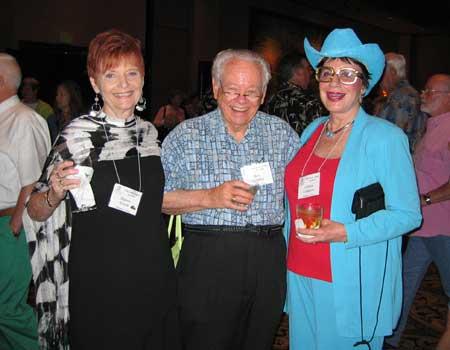 Sharon Green, Bert Golding, Colleen Colligeros