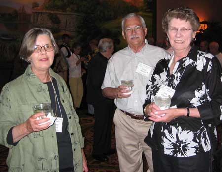Mary Ann Hostetler, Duane and Joan Williams