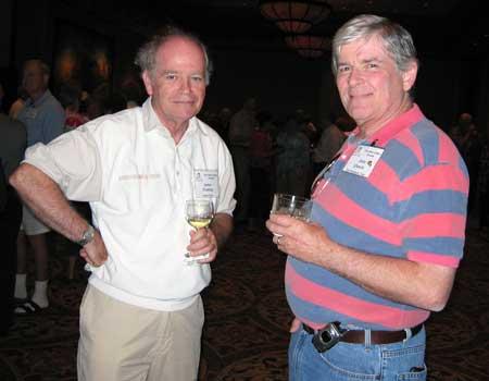 James Fleming and John Quayle