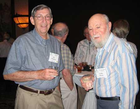 Bill Klingman and Collins Brooks