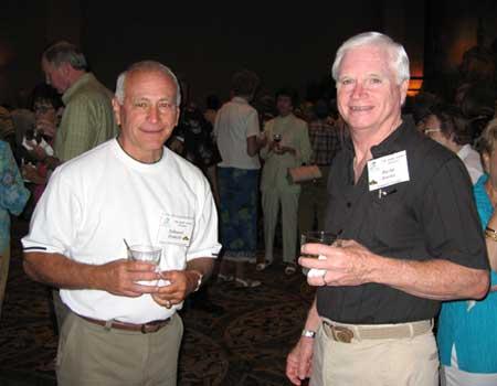 Edmund Dymicki and David Ainsley