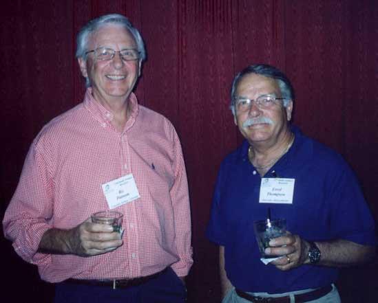 Ric Putnam and Errol Thompson