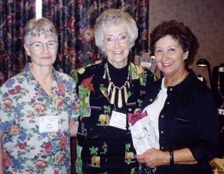 Ellen Knight , Yvonne Rosenquist and ?