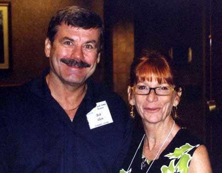 Bob and Janice Allen