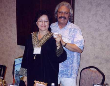 Juana and Richard Johnson